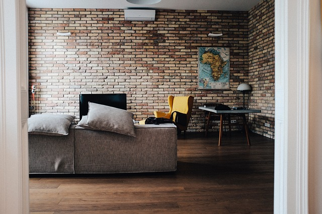 Brick Slips Wall Interior Australia